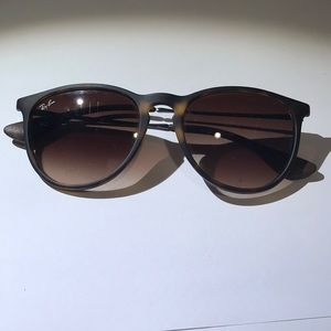 Ray Ban Erika Classic Tortoise and Brown Gradient